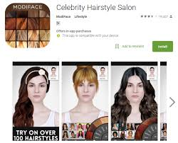 hairstyles application download top 15 free hairstyle apps for android for virtual haircut style