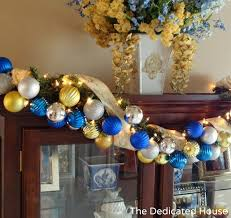 blue and gold decoration ideas 36 best blue and gold christmas images on gold christmas