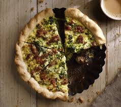 quiche cuisine az sausage and spinach quiche recipe by jimmy dean