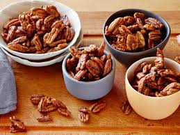 spiced pecans recipe alton brown food network