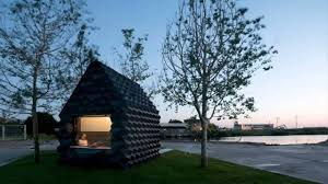 Micro Home by Beautiful House Design Dus Architects Builds 3d Printed Micro
