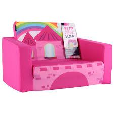Flip Open Sofa For Kids by Flip Out Sofa Castle Big W