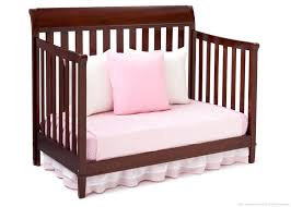 How To Convert Crib To Daybed 4 In 1 Crib Delta Children