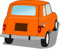 renault orange clipart renault 4