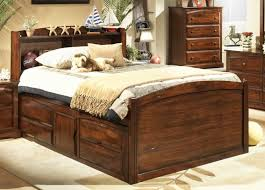 bedroom affordable queen captain bed with storage plus