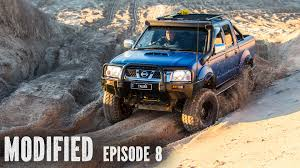 modified nissan navara d22 modified episode 8 nissan pic up