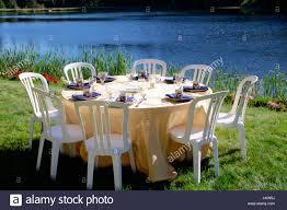 free wedding venues in oregon oregon wedding venue by lake stock photo royalty free image
