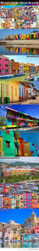 colorful cities the most colorful cities in the world u2026 buckets