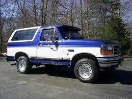 blue bronco car tommygunzzz 1996 ford bronco specs photos modification info at