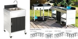 cuisine exterieure ikea meuble de cuisine exterieur module cuisine exterieur napoleon avec