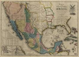 Map Of Mexico Coast by The Changing Mexico U S Border Worlds Revealed Geography