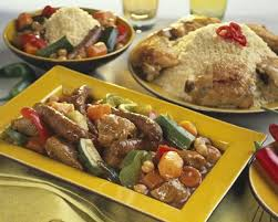 recette de cuisine marocaine en recette couscous marocain