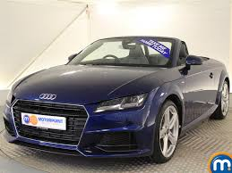used audi tt manual for sale motors co uk