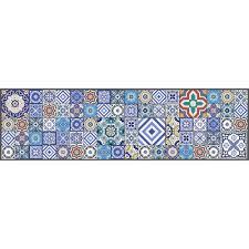 tappeto in microfibra tappeto cucina 100 velluto in microfibra multicolore