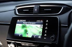 honda crv navigation review 2018 honda cr v review practical motoring