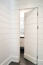 Bathroom Baseboard Ideas Concealed Frameless Slab Door Master Bathroom And Master Closet