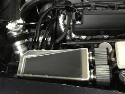 2014 corvette exhaust late model racecraft 2014 c7 corvette catch can breather kit