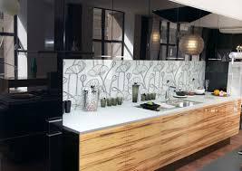 Glass Backsplash Kitchen by Kitchen Making Homes Beautiful