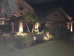 House Landscape Lighting Landscape Lighting Atz Irrigation