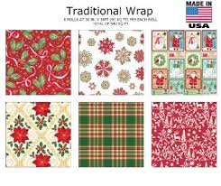 bulk christmas wrapping paper cheap bulk christmas wrapping paper find bulk christmas wrapping