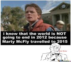 Back To The Future Meme - back to the future by bunny lover meme center