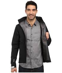 hardshell cycling jacket arc u0027teryx a2b commuter hardshell jacket at zappos com