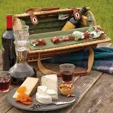 Wine Picnic Baskets Picnic Basket Wine And Cheese 7552 Iwa Wine