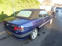 peugeot 306 convertible peugeot 306 cabriolet 2 0 auto 295 birmingham retro rides