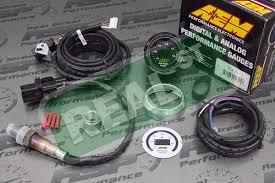 aem digital wideband o2 uego air fuel ratio gauge kit
