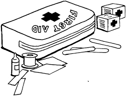 valuable design first aid coloring pages 14 wonderfull first aid
