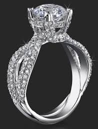 Diamond Wedding Rings For Women by Palladium Engagement Rings Unique Engagement Rings For Women By