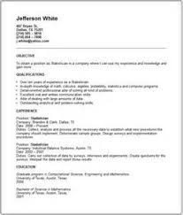 Resume Examples Entry Level by Examples Of Entry Level Resumes Here Is The Example Of The Server