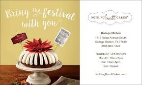 nothing bundt cakes u2013 insite brazos valley