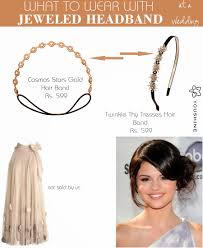 jeweled headbands how to wear jeweled headbands youshine