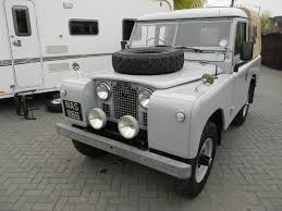 land rover pickup truck landrover defender land rover series 2 88 location derbyshire