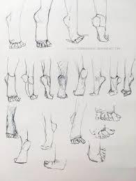 tutorial body feet shoes on drawing tutorial deviantart