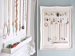 store necklace images Diy jewelry storage ideas refurbished ideas jpg