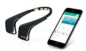 muse headband wearable of the month muse brain sensing headband