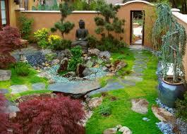 buddha japanese garden design with japanese garden designs stones
