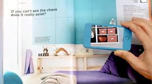 ikea catalogue 2013 ikea bypasses qr codes catalog to use augmented reality the
