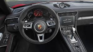 porsche carrera interior 2017 2017 porsche 911 gts range revealed on sale in australia now