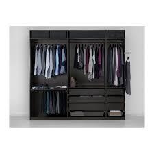13 best le dressing ikea dressing pax luxe ikea pax wardrobe black brown undredal black