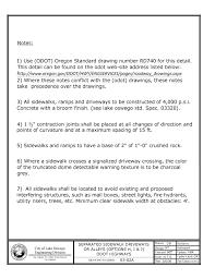 Power Of Attorney Form Oregon by Public Works Standard Details City Of Lake Oswego Oregon