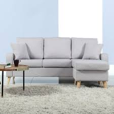 Grey Sofa With Chaise Gray Sectional Couch You U0027ll Love Wayfair