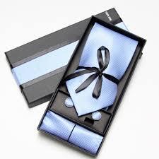 tie box gift 2018 fashion wide tie sets men s neck tie hankerchiefs cufflinks
