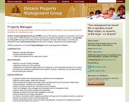 Property Management Job Description For Resume by Resume For Property Management Job Free Resume Example And