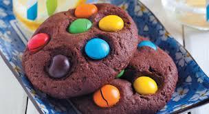 cuisine facile pour enfant cookies smarties recette facile enfant gourmand