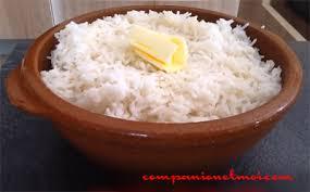 cuisiner du riz blanc riz blanc recette végétarienne companion moulinex companionetmoi