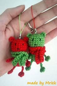 Amigurumi Christmas Ornaments - 43 best traktaties images on pinterest amigurumi christmas