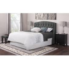 gray tufted bed design elegance gray tufted bed u2013 design ideas
